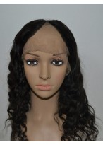 Long Wavy Remy Hair U Part Wig