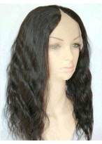 Flattering Brazilian Human Hair U Part Wig