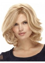 Shoulder Length Lace Front Human Hair Wig