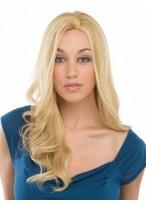 "24"" Wavy Capless Human Hair Wig"