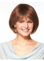 Short Human Hair Full Lace Bob Wig