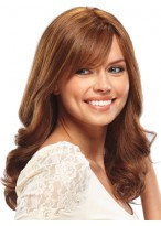 Long Wavy Full Lace Human Hair Wig