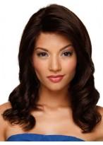 Long Wavy Lace Front Remy Human Hiar Wig