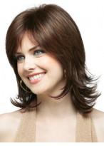 Gorgeous Medium Wavy Synthetic Wig