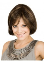 Straight Lace Remy Human Hair Wig