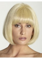 Classic Bob Style Full Lace Human Hair Wig