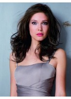 Gorgeous Long Wavy Human Hair Full Lace Wig