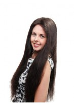 Nyah Straight Full Lace Human Hair Wig