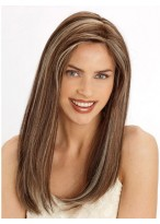 Lace Front Long Straight Wig