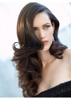 Full Lace Wavy Long Wig