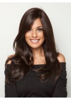 Long Layers and Loose Waves Human Hair Wigs
