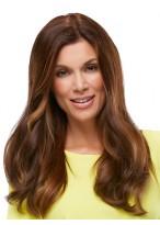 Natural Wavy Human Hair Lace Front Wig