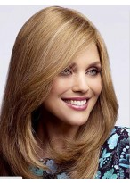 Long Gorgeous Straight Lace Front Human Hair Wig