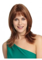 Fabulous Women's Medium Straight Lace Front Wig