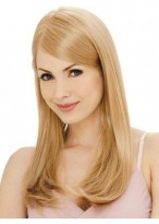 Long Full Lace Straight Remy Human Hair Wig