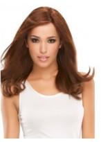 Short Capless Straight Human Hair Wig For Women