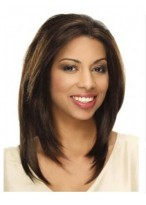 Gorgeous Long Lace Front Human Hair Wig