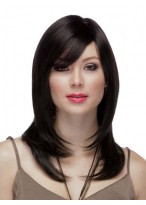 New Arrivals Long Lace Front Straight Wig
