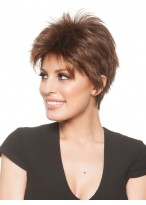 Hot Sell Short Capless Human Hair Wig