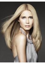 100% Hand-Tied Monofilament Top Lace Front Wig