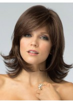 Should Length Flicked Ends Human Hair Wig For Today's Women