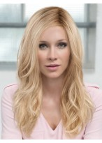 """18"""" Natural Straight Remy Human Hair Capless Wig"""