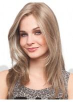 """16"""" Natural Straight Manageable Remy Human Hair Capless Wig"""