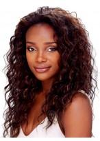 "20""Flawless Long Lace Front Curly Women Wig"