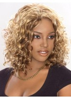 Chantal Lace Front Medium Length Synthetic Wig