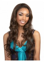 Long Wavy Lightweight Synthetic Capless Wig