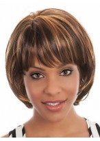 Short Synthetic Bob Style Wig