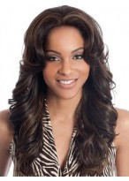 """22""""  Wavy Lace Front Remy Human Hair Wig"""