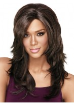Long Layers Synthetic Wig