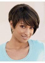 Glamorous Straight Short Synthetic Capless Wig
