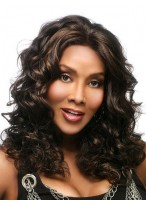 Long Wavy Synthetic Capless Wig