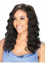 Medium Wavy Lace Front Wig 100% Real Human Hair Wig