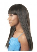 Capless High Quality Synthetic Straight  Wig