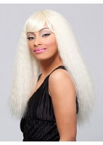 100% Remy Human Hair Capless Wig