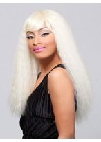 100% Remy Human Hair Capless Wig