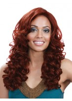 Extra Long Amazing Wavy Synthetic Wig For Black Women