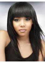 Silkystrsight Capless African American Human Hair Wigs