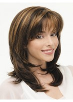 Treasure Lace Front Long Layered Synthetic Wig