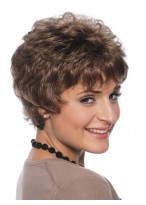 Beautifully Textured Synthetic Wig