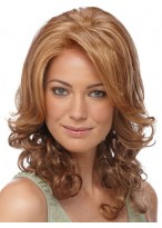 Tiffani Mid-Length Style Synthetic Wig
