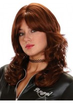 Tempest Side Swept Bangs Synthetic Wig