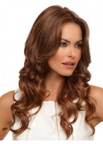 Long Soft Wavy Brianna Lace Front Wig