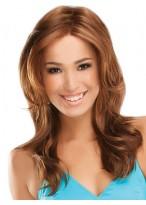Feminine Long Wavy Style Adriana Lace Front Wig