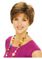 Classic Short Synthetic Wig