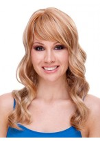 Long Wave Capless Synthetic Wig