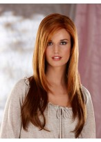 Extra Long Layering Lace Front Synthetic Wig